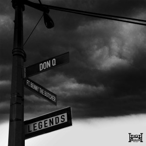 Album Legends (feat. Benny The Butcher) from Don Q