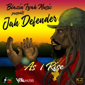 Album As I Rise from Jah Defender