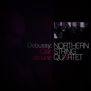 Album Debussy: Suite bergamasque, L. 75: III. Clair de lune from Northern String Quartet