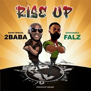 Album Rise Up from Falz