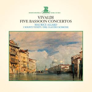 Claudio Scimone的專輯Vivaldi: 5 Bassoon Concertos