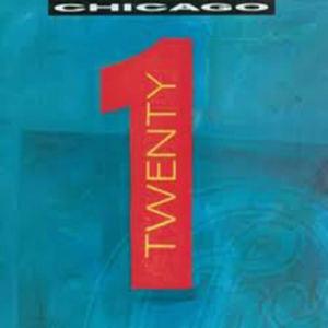 Chicago的專輯Twenty 1