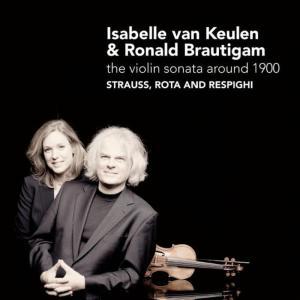 Isabelle van Keulen的專輯The Violin Sonata Around 1900