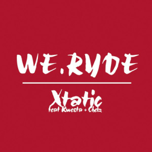 Album We Ryde from Xtatic