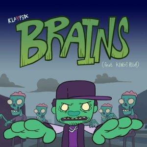 Album Brains from Klaypex