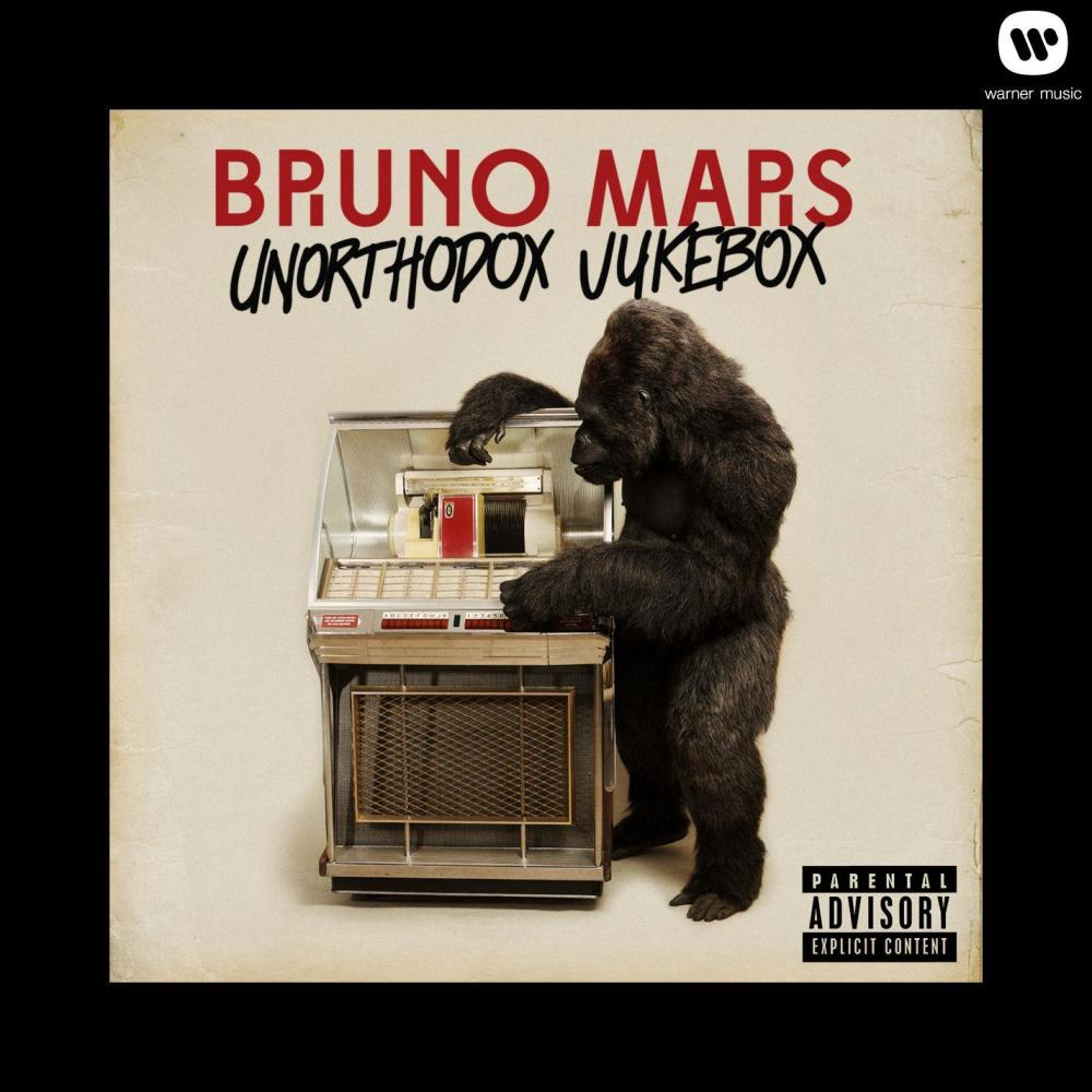 Treasure 2012 Bruno Mars