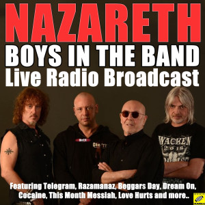 Listen to Love Hurts (Live) song with lyrics from Nazareth