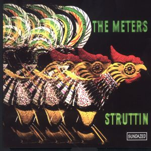 Album Struttin' from The Meters