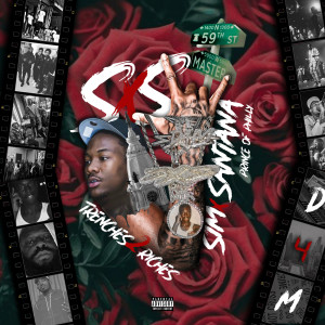 Album Trenches 2 Riches - EP from SimxSantana