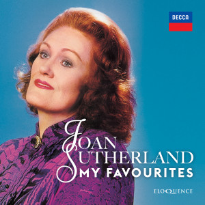Album Joan Sutherland - My Favourites from Dame Joan Sutherland