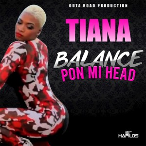 Album Balance Pon Mi Head - Single from TIANA