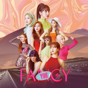 Listen to FANCY song with lyrics from TWICE
