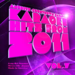 Ameritz Countdown Karaoke的專輯Karaoke Hits from 2011, Vol. 7