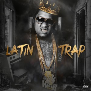 Album Latin Trap King - EP from Alex Fatt