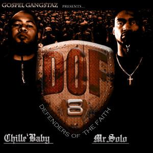 Album Defenders of the Faith from Gospel Gangstaz