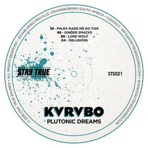 Album Plutonix Dreams from KVRVBO
