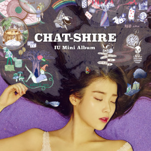 IU的專輯CHAT-SHIRE