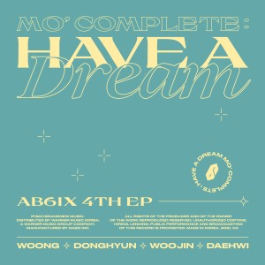 AB6IX的專輯MO' COMPLETE: HAVE A DREAM