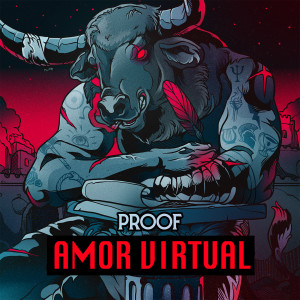 Album Amor Virtual from Proof