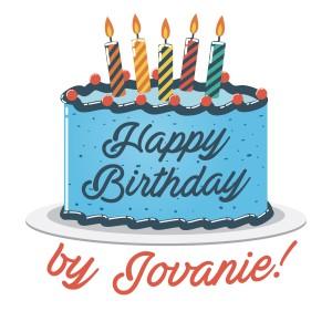 Album Happy Birthday from Jovanie
