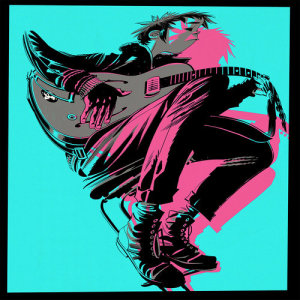 Listen to Humility (feat. George Benson) song with lyrics from Gorillaz