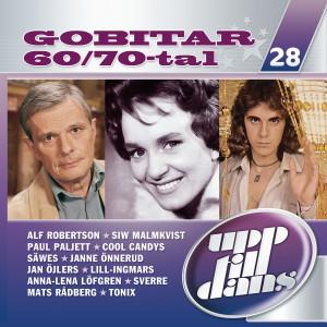 Album Upp till dans 28 - Gobitar från 60/70-talet from Blandade Artister