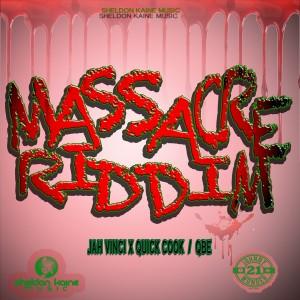 Album Massacre Riddim from Quickcook