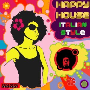 Album Happy House - Italian Style from Various Artists