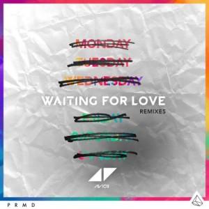 Album Waiting For Love from Avicii