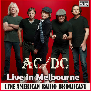 Album Live in Melbourne from AC/DC