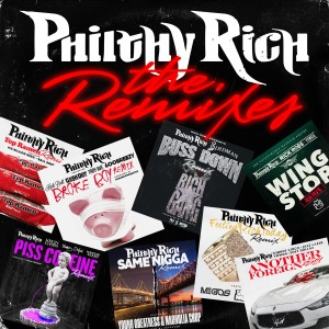 Listen to Wing Stop (Remix) song with lyrics from Philthy Rich