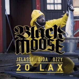 Album 20 Lax (feat. Michel Dida, Jelassi, Ozzy) from Dj Black Moose