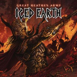 Album Great Heathen Army from Iced Earth