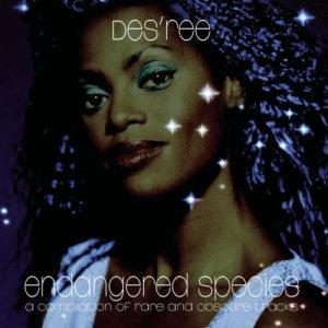 Album Endangered Species from Des'ree
