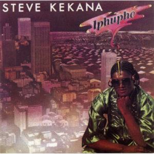 Album Iphupho from Steve Kekana