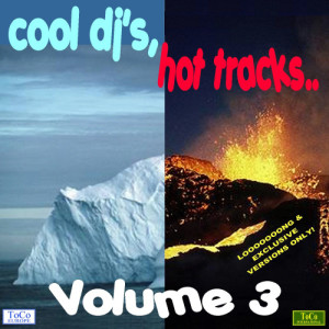 Album Cool DJ's, Hot Tracks - vol. 3 from Various Artists