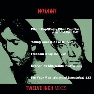 收聽Wham!的I'm Your Man (Extended Stimulation)歌詞歌曲