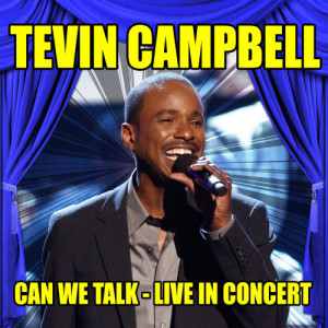 Tevin Campbell的專輯Live in Concert