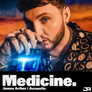 Album Medicine (Acoustic) from James Arthur