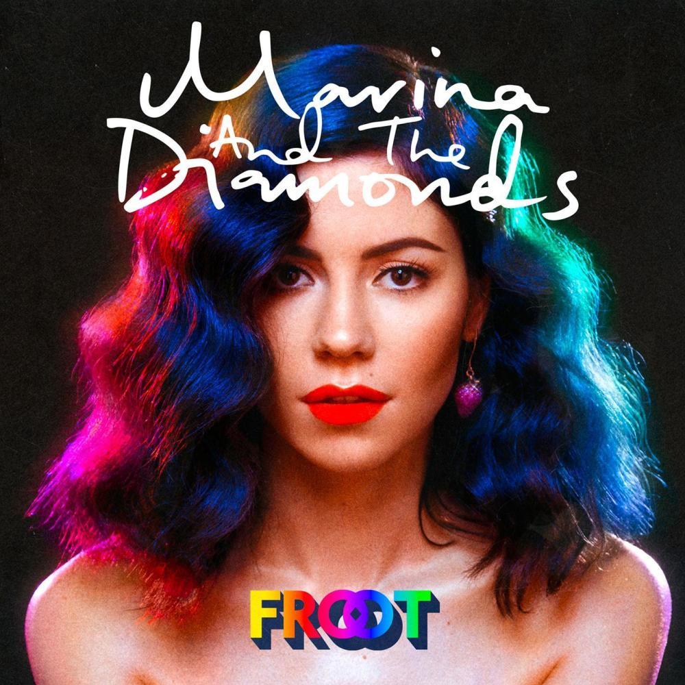 Solitaire 2015 Marina & The Diamonds