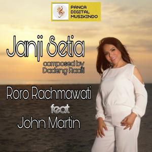 Listen to Janji Setia song with lyrics from Roro Rachmawati