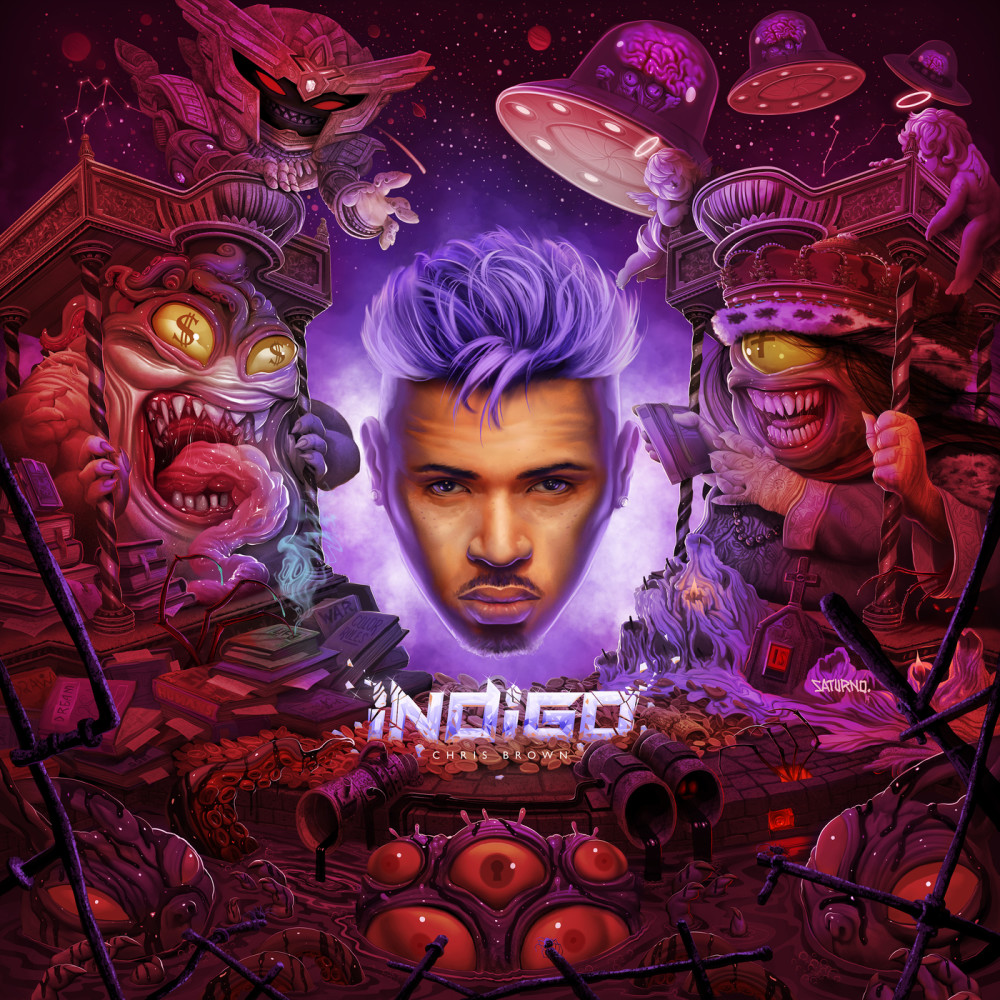 ฟังเพลงอัลบั้ม Indigo