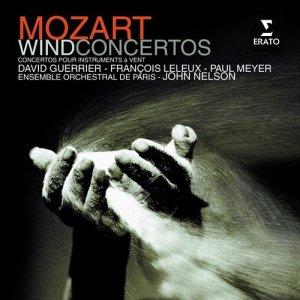 Album Mozart: Wind Concertos from Ensemble Orchestral de Paris
