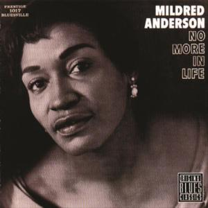 No More In Life 1995 Mildred Anderson