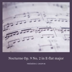 Anthony Hamilton的專輯Nocturnes, Op. 9: No. 2 in B-Flat Major, Andante