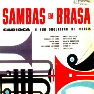 Album Sambas Em Brasa from Carioca