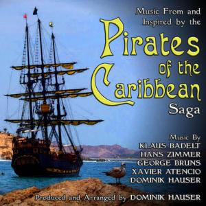 Album Music From and Inspired By The Pirates of the Caribbean Saga from George Bruns