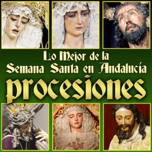 Album Lo Mejor de la Semana Santa en Andalucía. Procesiones from Varios Artista