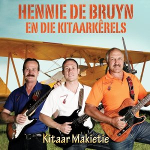 Album Kitaar Makietie from Hennie De Bruyn