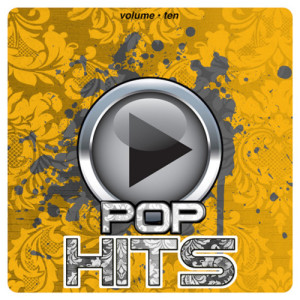 Album Pop HIts, Vol. 10 (Explicit) from The Hitters
